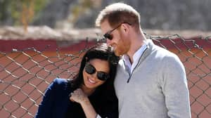 Prince Harry And Meghan Markle Pay Subtle Tribute To Princess Diana In Pregnancy Announcement