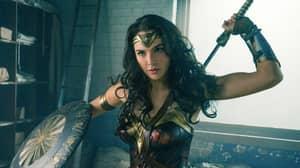 Gal Gadot Gives Followers First Look At New 'Wonder Woman' Movie