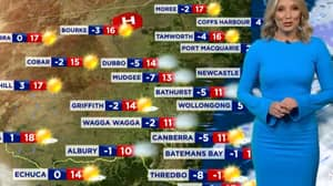 Australia's Having A Properly Cold Weekend As Temperatures Plummet
