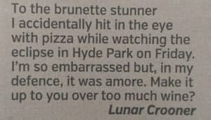 Lad Trolls Metro's 'Rush Hour Crush' Section With Hilarious Fictional Creeping