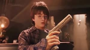 Fan Edits Entire Harry Potter Film And Replaces All Wands With Guns