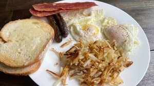 Brits Respond To 'Full American Breakfast' That Just Isn't Up To Scratch