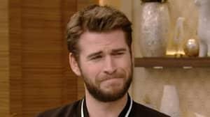Liam Hemsworth Gets Emotional Revealing Miley Cyrus Has Taken His Name