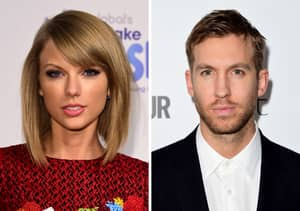 Calvin Harris Is Going In On Taylor Swift Again As He Drops New Track