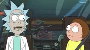 People Are Angry That Rick And Morty Isn't Available In The UK Tonight