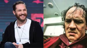 Tom Hardy Shares 'Awkward' Photo From Behind The Scenes Of Al Capone Movie