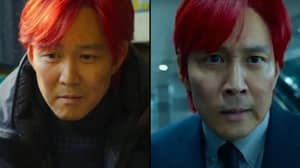 Squid Game Director Explains Why Seong Gi-Hun Dyed Hair Red