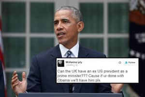 British People Want Obama To Move To The UK And Become Prime Minister