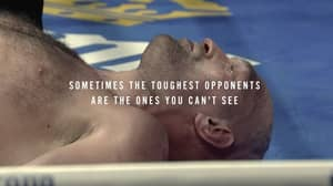 Tyson Fury Supports CALM Campaign Encouraging Conversations About Mental Health