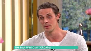 Man Who Can't Orgasm Explains Why He Poses Naked In London