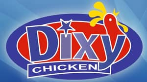 Man Wakes Up With Dixy Chicken Mat On His Floor After Night Out And No Idea How It Got There