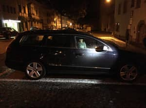 Two-Year-Old Toddler Left In Car As Mother Parties In Nightclub