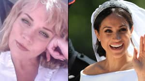 Meghan Markle's Half Sister Demands Release Of Tommy Robinson On Twitter