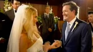 Piers Morgan Says He And Paris Hilton Are Still 'Technically Married'