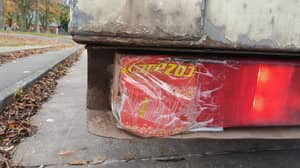 Lorry Driver Used Lucozade Bottle As Replacement Indicator