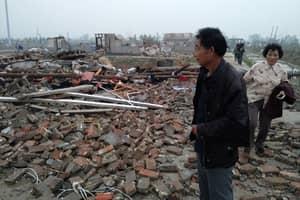 A Devastating Tornado Has Left Dozens Dead In China