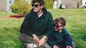 LAD Expertly Photoshops Himself Into Childhood Photos