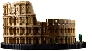 Lego Releases Largest Ever Set