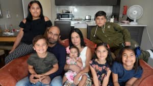 Family Of 11 Living In Three Apartments Until Council Can House Them