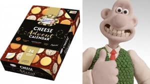 ASDA's Brought Out A Cheese Advent Calendar And It's A Christmas Cracker