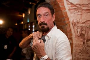 The Man Who Made McAfee Antivirus Software Has Lived The Most Ridiculous Life
