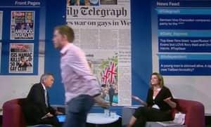 Journalist Owen Jones Storms Off Set During TV Debate About Orlando Attacks