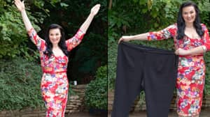 Woman Shed 17 Stone After Refusing 'Risky' Surgery