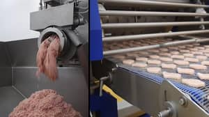 Bloke Films How McDonald's Makes Its Chicken Nuggets To Clear Up The Rumours