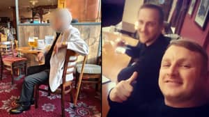 Dad Buys Two Pints For 'Old Boy' Unable To Get Drink In Wetherspoon 'Because He Didn't Have App'