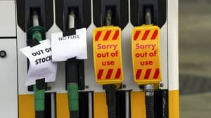 Soldiers Could Be Drafted In To Help Ease UK Fuel Shortages