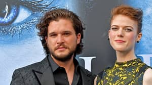 Kit Harington Has Told Wife Rose Leslie How Game Of Thrones Ends - And She Didn't Talk To Him For 3 Days