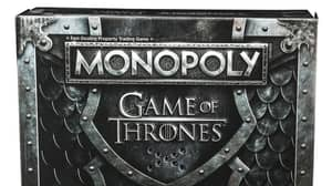 Hasbro Unveils The Game Of Thrones Monopoly Board