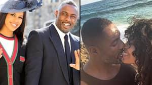 Idris Elba Gets Married To Fiancée In Secret Ceremony
