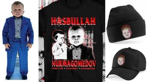 The Best Hasbullah Merchandise To Buy For Halloween, From Cutouts To Costumes