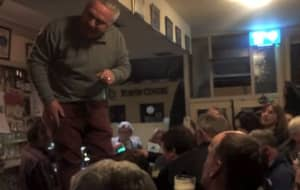 Footage Of Entire Pub Singing 'Mr. Brightside' In Late Friend's Memory Is Incredibly Moving