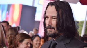 Keanu Reeves Goes Full Fan Boy Meeting His Hero Sonny Chiba