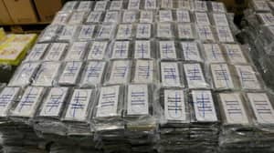 Officers Confiscate One Billion Euros' Worth Of Cocaine In Germany's Biggest Haul