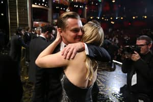Kate Winslet's Reaction To Leo Winning An Oscar Was Pretty Awesome