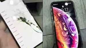 Man Destroys New iPhone XS Max Before It's Even Been Released