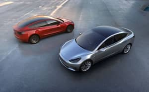 Elon Musk Reveals The Tesla Model 3 And It Is the Future Of Motoring