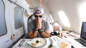 What You Get When You Pay £16K For A First Class Emirates Flight