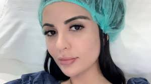 Model Who Wants To Look Like Kim Kardashian Spends £43k To Make Bum Bigger