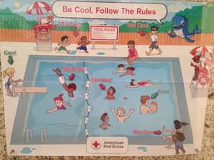 Red Cross Apologises After Creating Racist Pool Safety Poster