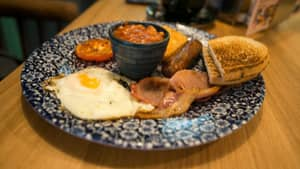 The Traditional English Fry-Up Has Been Voted The Best Hangover Cure
