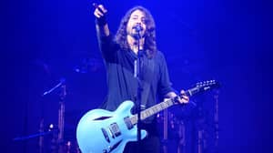 Dave Grohl Manages To Beat Adele's Swearing Record At Glastonbury