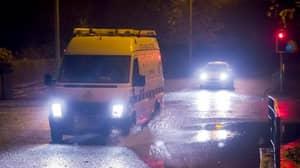 Paramedics Attacked By Man For Parking Ambulance Next To His Car