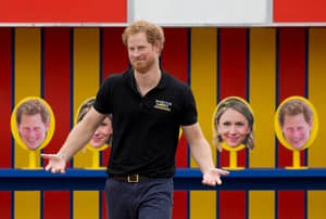 Prince Harry Gave A Funny Response To A Little Kid When Asked If He'll Ever Be King