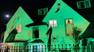 Man Asked To Remove Halloween Decorations As They 'Damage Kids' Mental Health'