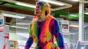 Library Apologises For 'Inappropriate' Monkey Costume At Reading Event