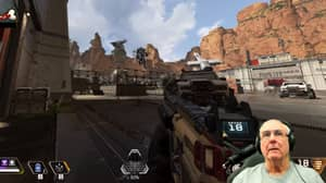 Grandpa Twitch Streamer With 150k Followers Is Amazing At Apex Legends